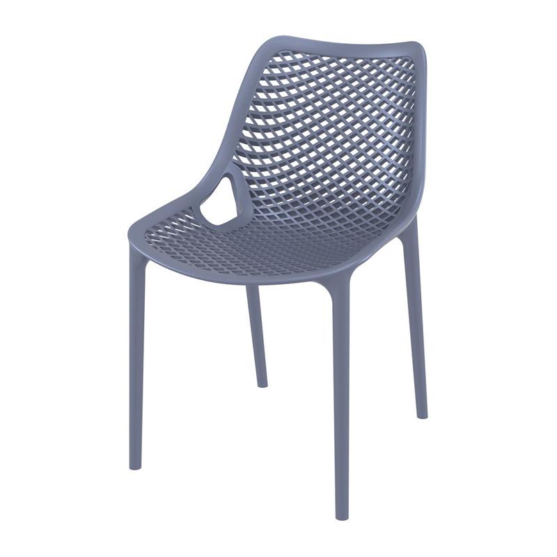 stoel ariane grijs