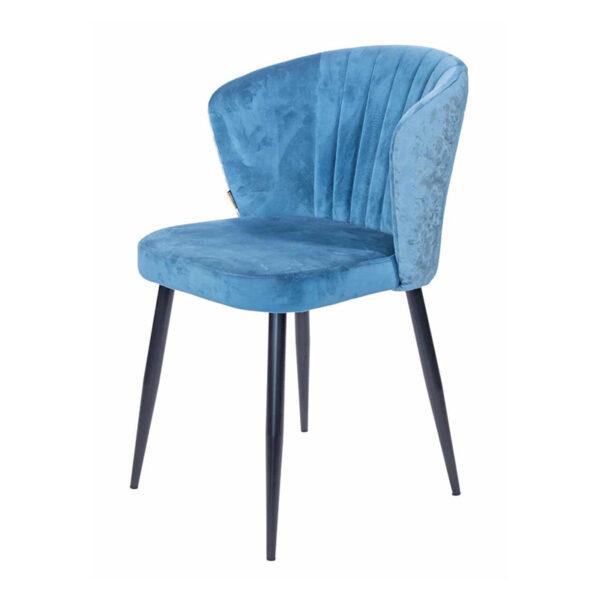 stoel richmond blauw