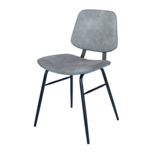 stoel mabel grijs