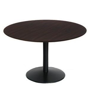 1760 - Plywood tafel rond