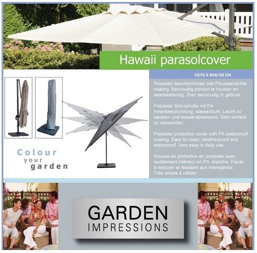 2383 - Parasolhoes Hawaï