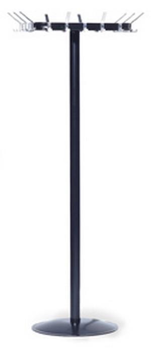 2452 - Metalen kapstok staand