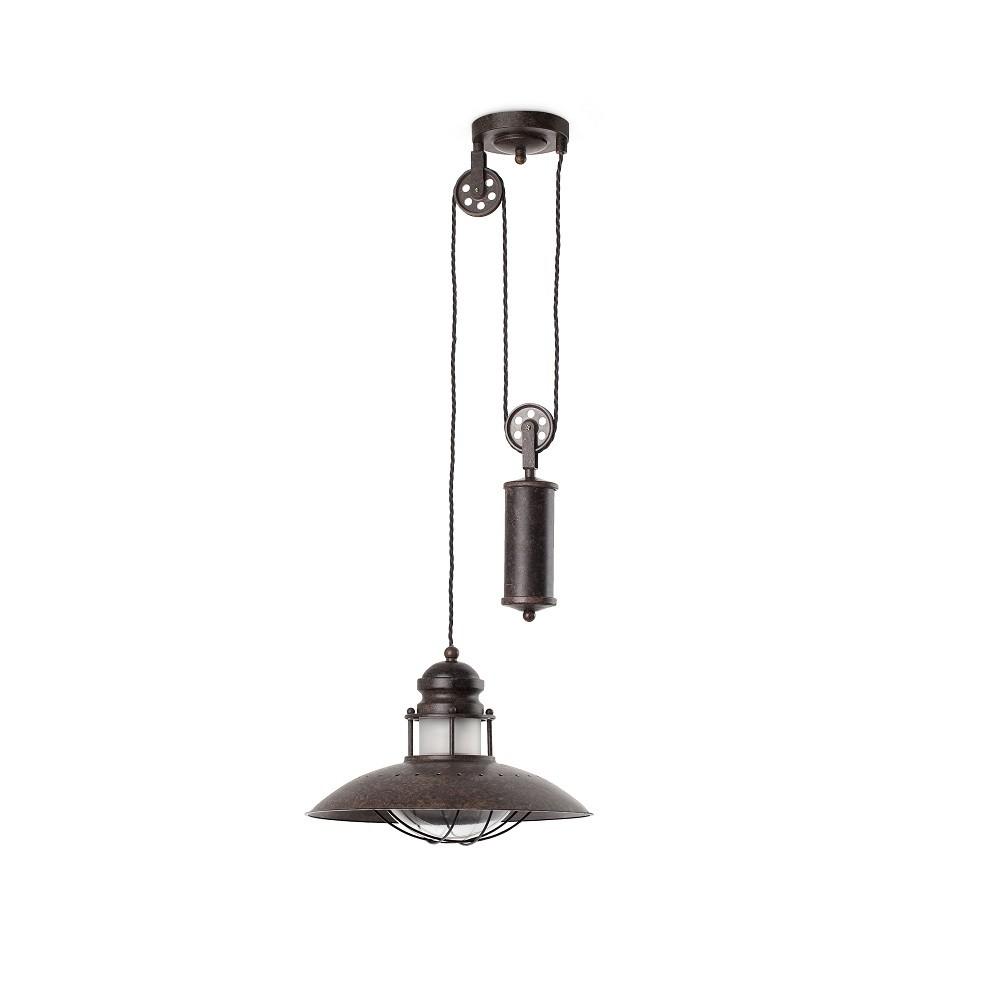3004 - Hanglamp Winch 205