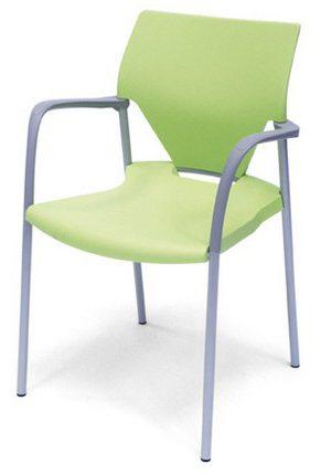 3351 V e1504613770335 - Metalen stoel Trendy met arm