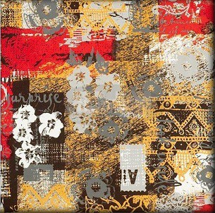 3630 - Terrastafelblad Werzalit 213 Babylon