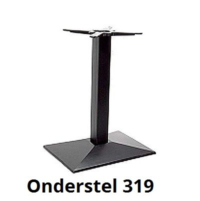 4794 - Plywood tafel 2-persoons
