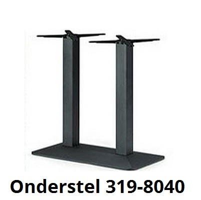 4795 - Plywood tafel 2-persoons
