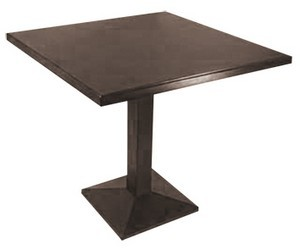 4796 - Plywood tafel 4-persoons