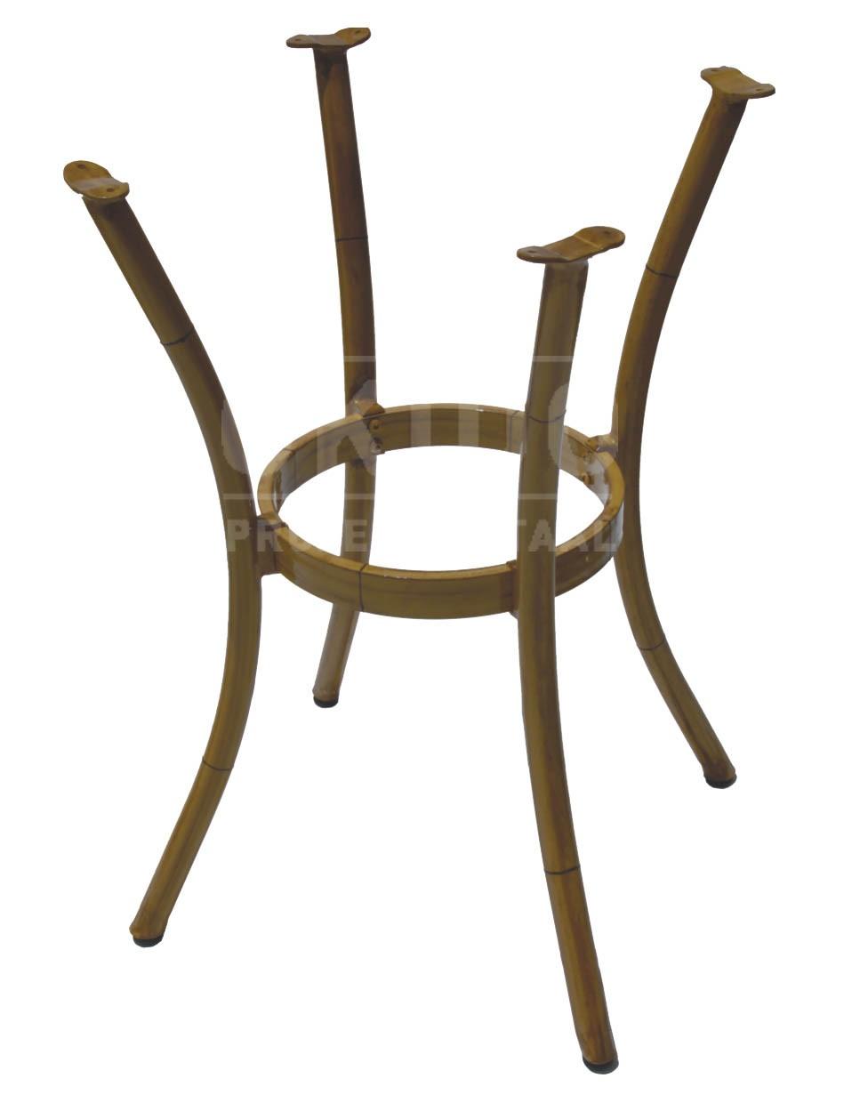 5796 - Tafelonderstel Milano Bamboe