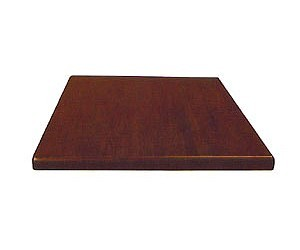 733 - Plywood tafel 2-persoons