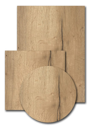Melamineblad T600 Halifax Oak natuur