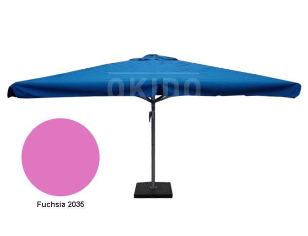 Parasol Karin 4x4 fuchsia