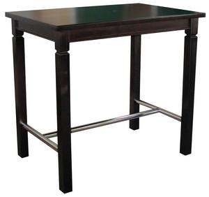 Koloniaal 120x80 Hprofiel - Pokertafel koloniaal RVS