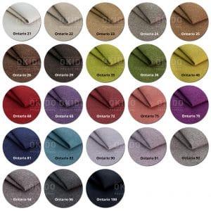 Ontario kleurrondjes met logo 300x300 - Stoel Julia Ontario