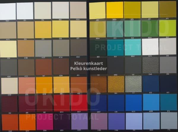 Pelko kleurkaart totaal 600x444 - Wandbank Florence