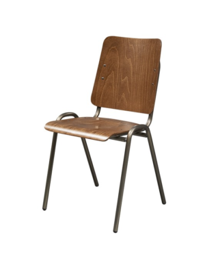 Stoel model Pure 3310 300x384 - Metalen stoel Time Out