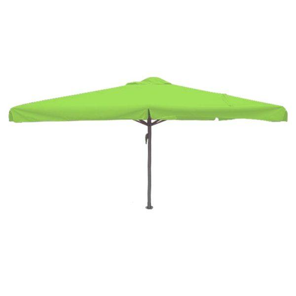 Parasol Karin 400×400 appelgroen