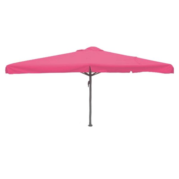 Parasol Karin 400×400 roze