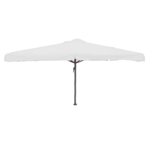 Parasol Karin 400×400 wit
