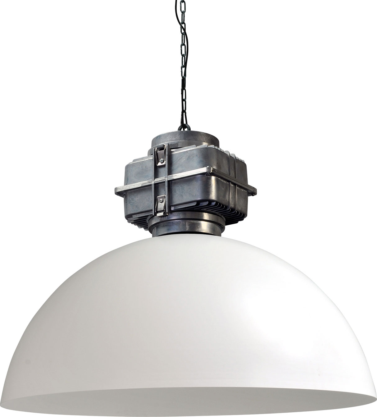 Lamp Larino Motorblok Wit