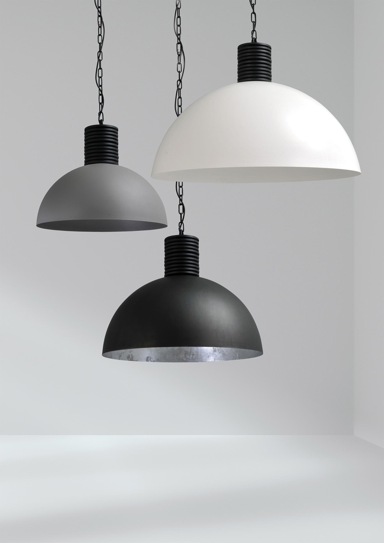larino sfeer met ringen - Lamp Larino Betonlook