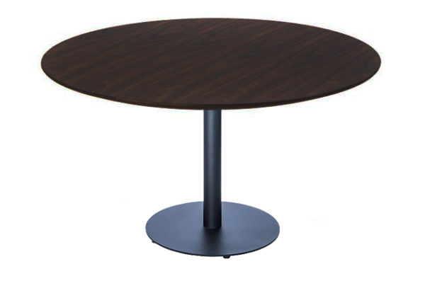 Plywood tafel rond
