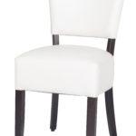 De stoel Lisa Bronco is een beukenhouten stoel.