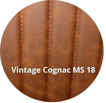 Joke Cognac MS18 - Stoel Joke MS-16
