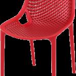 horeca Terrasstoel Ariane Red