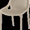 horeca Terrasstoel Ariane Dove Grey