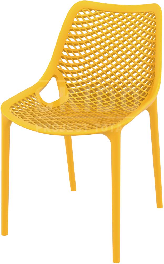 horeca Terrasstoel Ariane Yellow