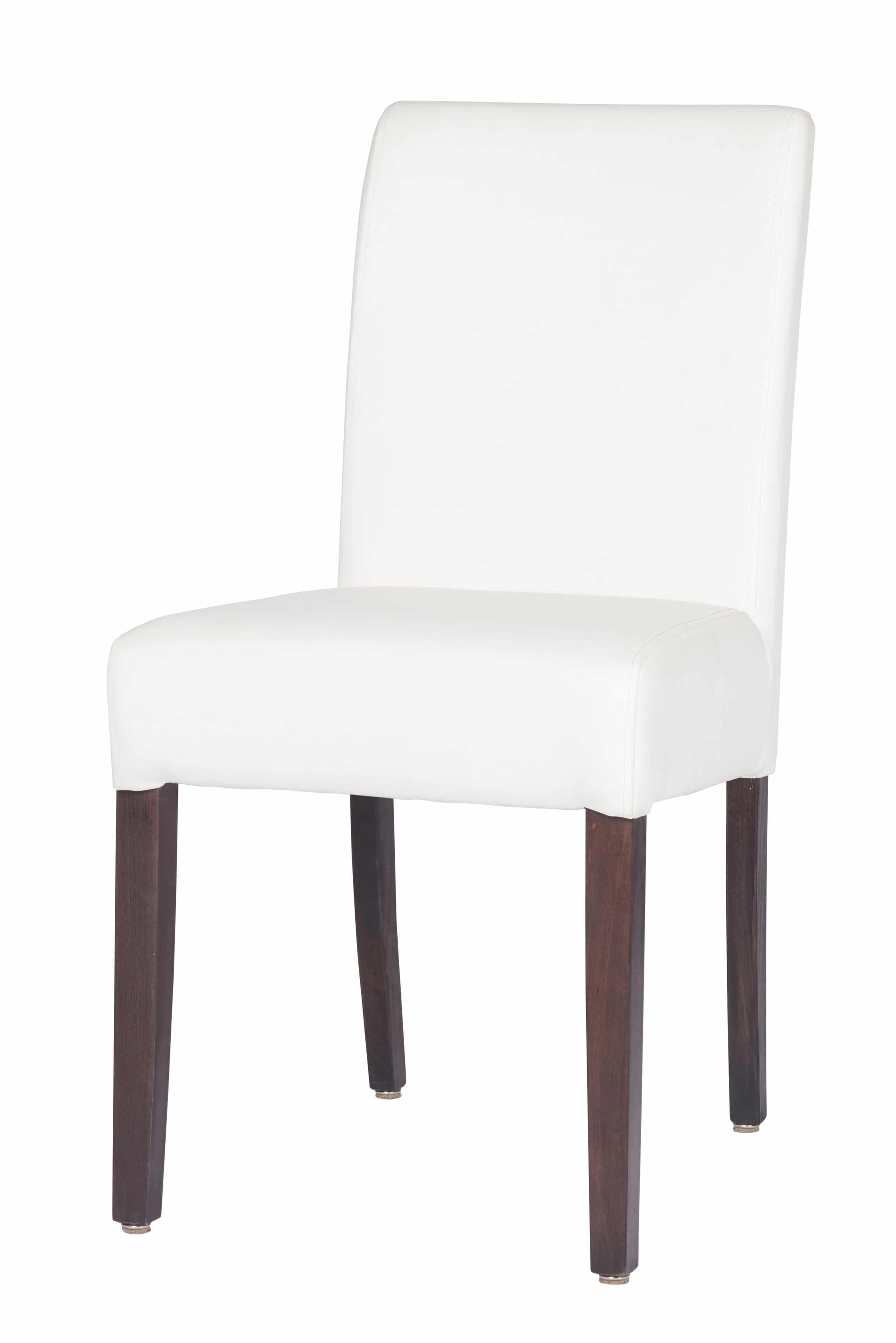 De stoel Bora Bronco heeft een beukenhouten frame.