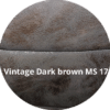 Carmen dark brown 100x100 - Stoel Carmen MS-17