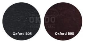 Oxford kleurrondjes met logo HOOFDFOTO 300x154 - Stoel Bora Oxford Zwart