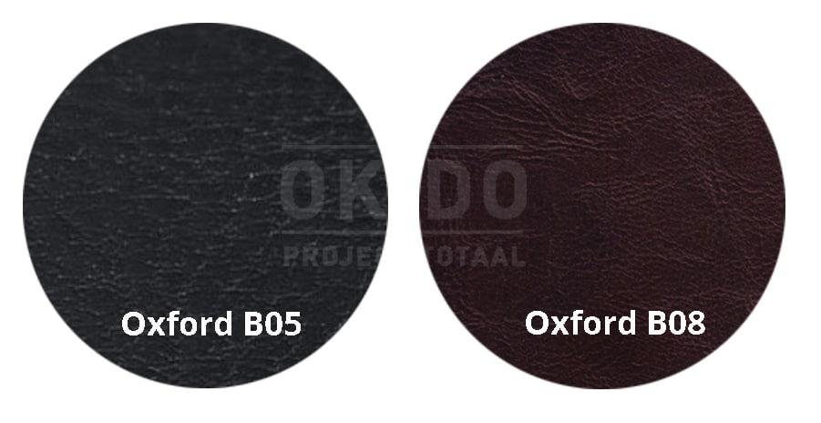 Stoel Bora Oxford Zwart