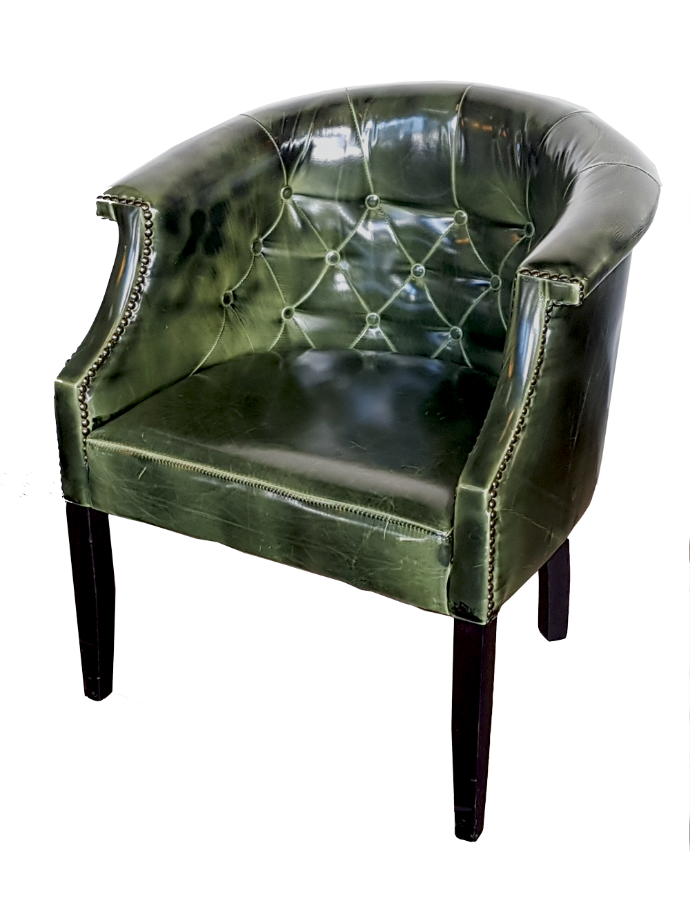 Queen Mirage vooraanzicht - Fauteuil Queen Mirage