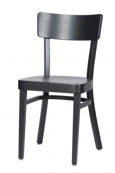 Sil zwart 400x600 - Stoel Sil Zwart