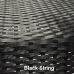 Black String met naam 1 150x150 - Terrasstoel Saint Tropez Arm Burned brown