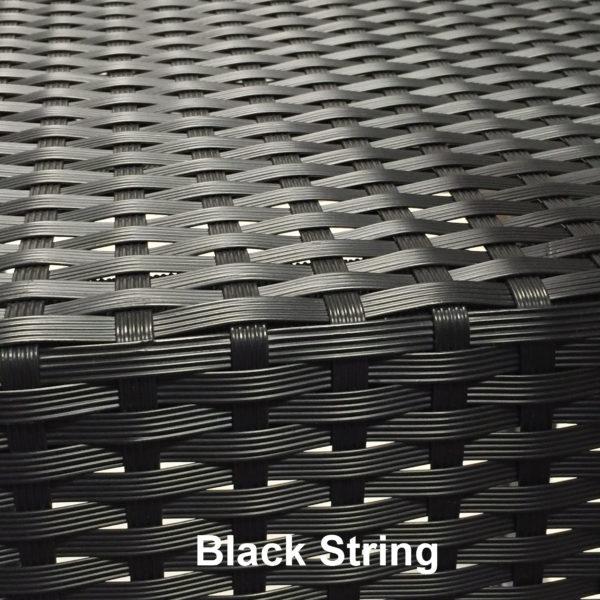 Black String met naam 1 600x600 - Terrasstoel Saint Tropez Arm Burned brown