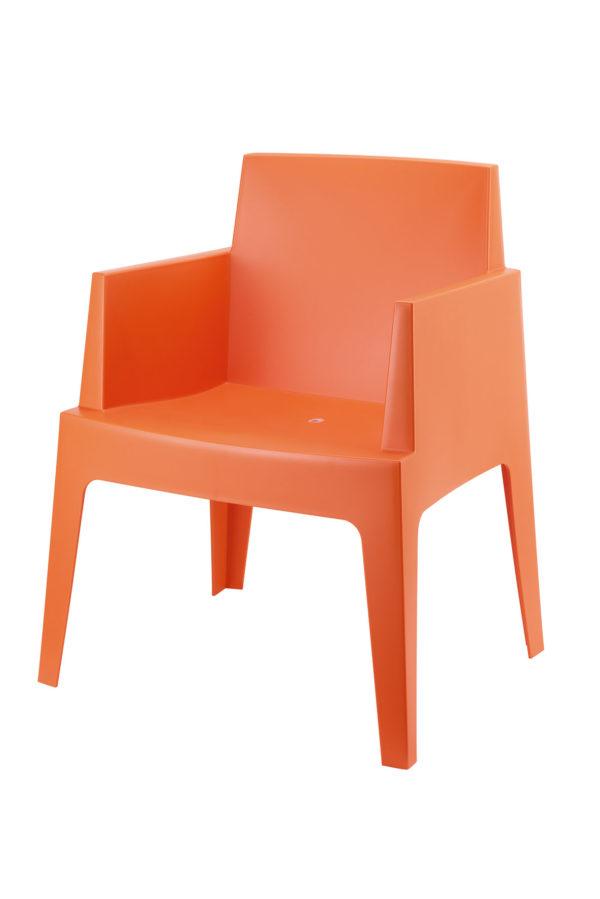 Box orange 600x899 - Terrasstoel Box Orange