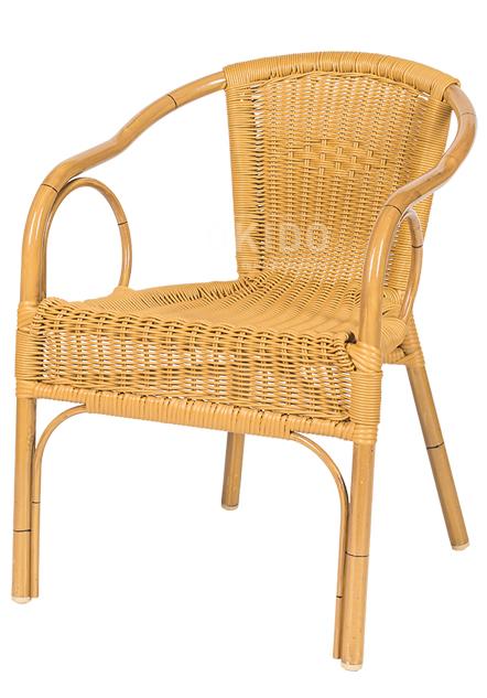 Horeca terrasstoel Cadzand honey model 2018
