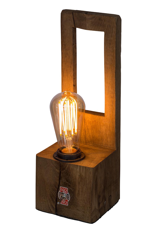 Lamp Stijn aan - Lamp Stijn