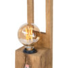 Lamp Stijn bol 100x100 - Lamp Stijn