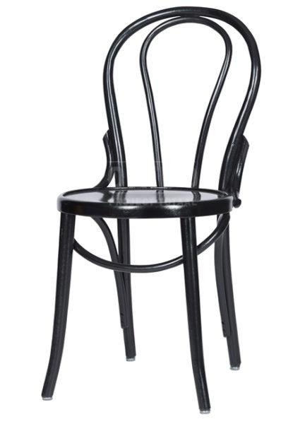 horeca stoel zwart