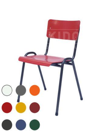 Easy hoofdfoto 300x433 - Metalen stoel Easy 3300