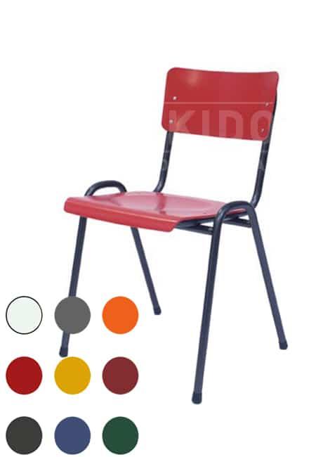 Easy hoofdfoto - Metalen stoel Easy 3300