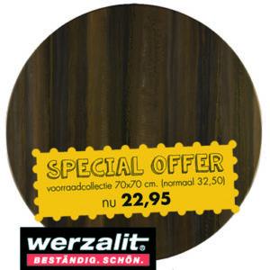 HOOFDFOTO nl 300x300 - Terrastafelblad Werzalit 047 Tempera Gold
