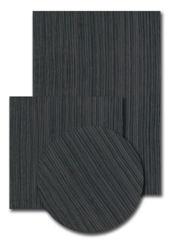 Melamineblad T541 Hacienda zwart