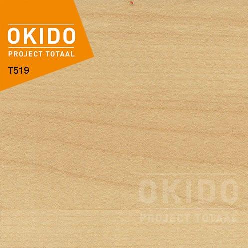 T519 HOOFDFOTO - Melamineblad T519