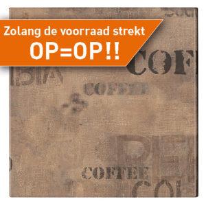 Terrastafelblad Werzalit 113 Koffiezak